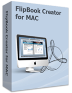 Create digital brochure with page flip software mac for Brochure design software for mac