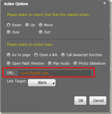 how to find hyperlinks in pdf