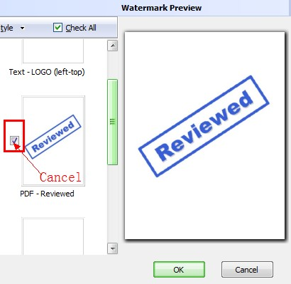 How to remove the watermark from flip page by Page Turning Software