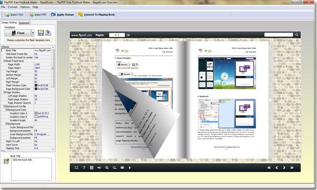 Free Flipbook Maker Best PDF Page Flipping Book Software