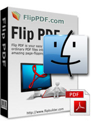 PDF to Flash Flip Book Converter for Mac