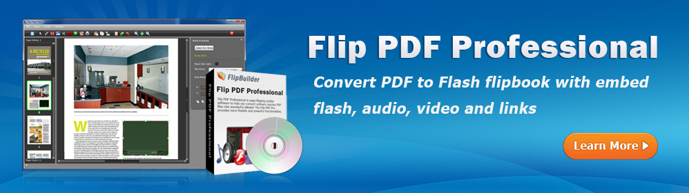 flip pdf professional - easy flip book maker